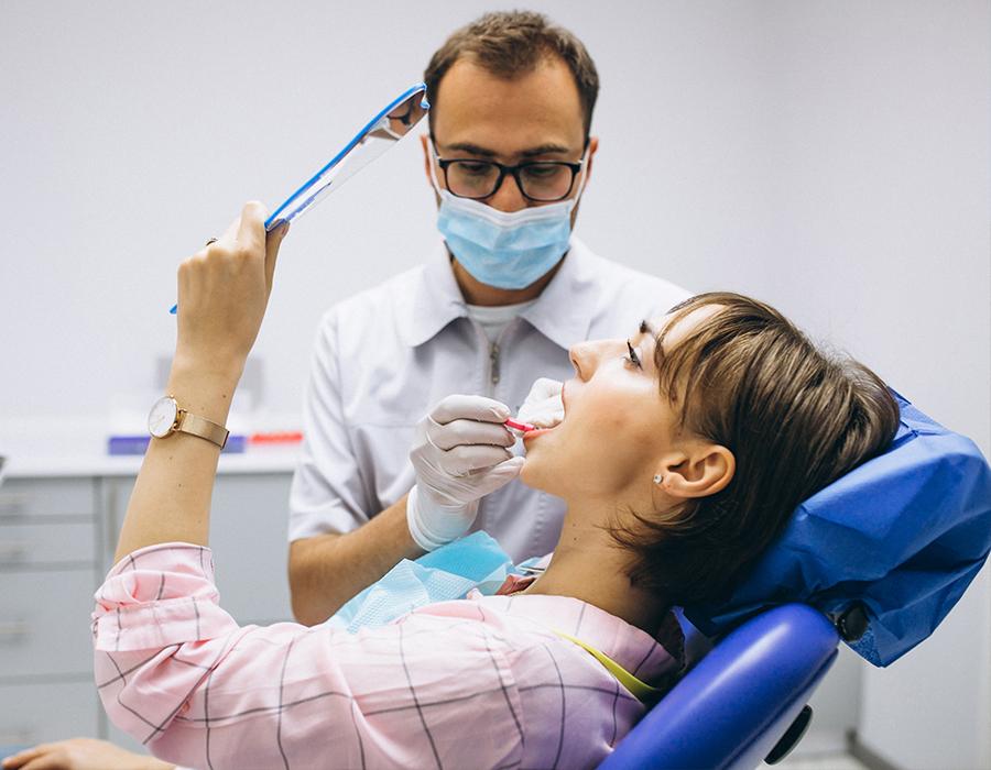 Que es un raspado dental